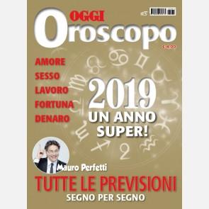 OGGI Oroscopo 2019 - Un anno super