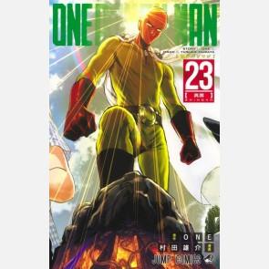 One-Punch Man! N° 23