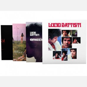 Lucio Battisti in Vinile (ed. 2020)