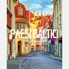 Paesi baltici (Estonia, Lettonia, Lituania)