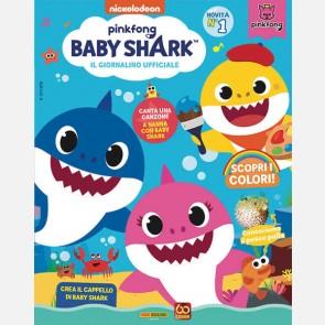 Baby Shark - Il giornalino ufficiale