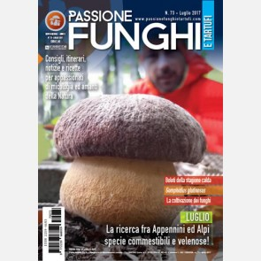 Passione funghi e tartufi