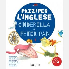Cinderella + Peter Pan