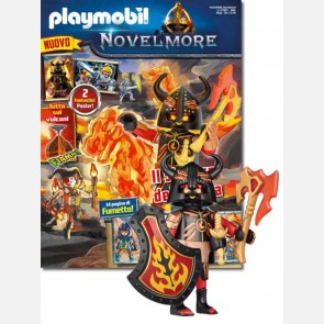 PlayMobil  Novelmore - Magazine - Maggio/ Giugno(Numero 03 /...