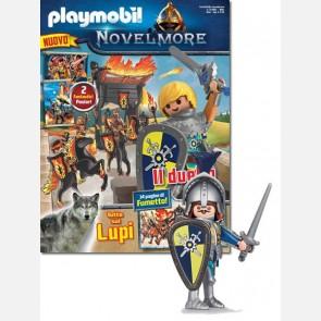 PlayMobil  Novelmore - Magazine - Marzo/ Aprile (Numero 02 /...