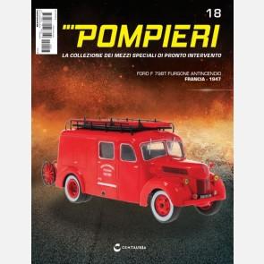 Ford F 798T Furgone Antincendio - Francia - (1947)