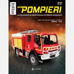 Iveco 150 E28 WS Camion cisterna- Francia - (2016)