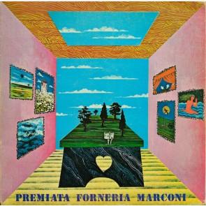 Premiata Forneria Marconi - Per un amico (1972)