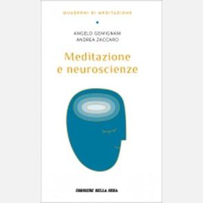 Angelo Gemignani/Andrea Zaccaro, Meditazione e neuroscienze