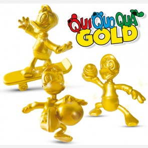 Qui, Quo e Qua Gold - Limited Edition