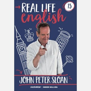 John Peter Sloan, Real Life English N. 13