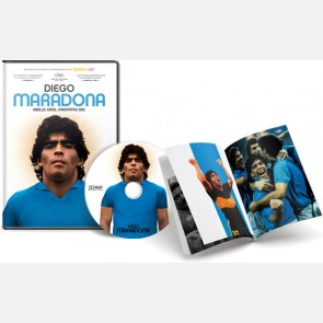 Diego Maradona in DVD