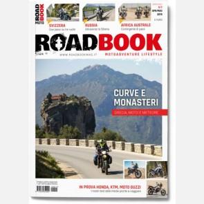 Curve e Monasteri - Grecia, moto e meteore