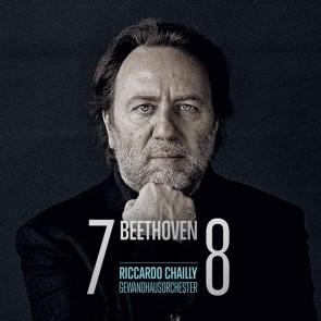 Ludwig Van Beethoven - Sinfonie n. 7 & 8 (CD)