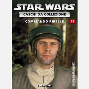 Leia Rebel Commando
