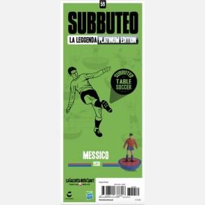 Messico 1930 + Sticker Subbuteo