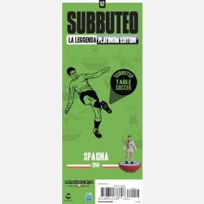 Spagna 1994 - Sticker Gazzetta