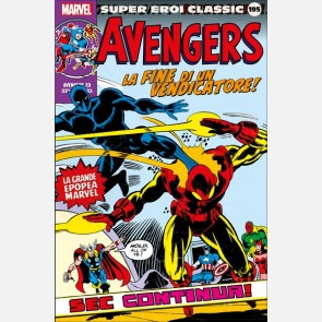 Avengers 23 - La fine di un vendicatore!