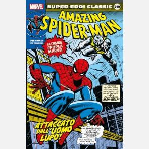 Spider - Man - Attaccato dall'uomo Lupo!