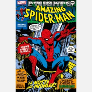 Spider Man - La notte di Prowler!