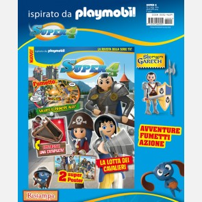 Playmobil Super4 - Magazine