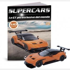 Aston Martin Vulcan + Raccoglitore fascicoli