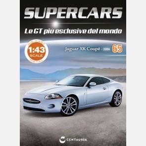 Jaguar Xk coupè 2006