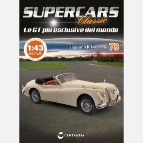 Jaguar XK140 1954