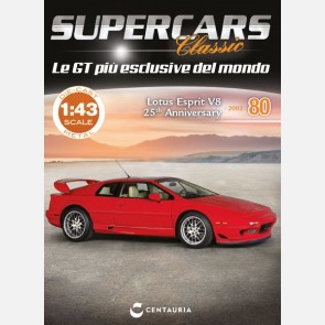Lotus Esprit V8 25th Anniversary edition 2002