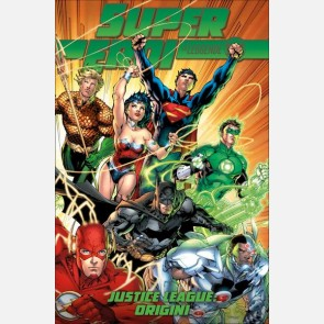 Justice League: Origini