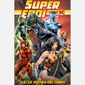 Justice league: Rock of ages