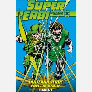 Lanterna verde / freccia verde parte 1