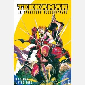 Tekkaman il vincitore