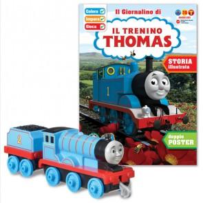 MATTEL World - Il giornalino di Il Trenino Thomas