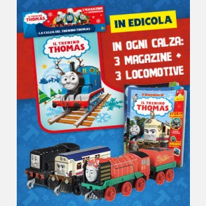 Il Trenino Thomas - Calza della Befana