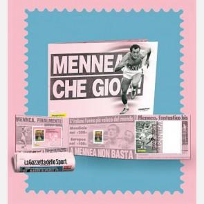 Pietro Mennea - Il francobollo da collezione