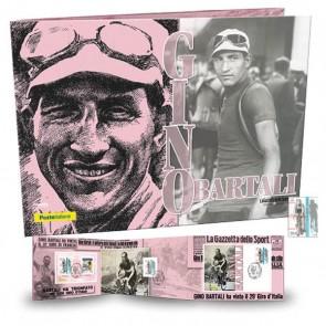 Gino Bartali - Il francobollo da collezione