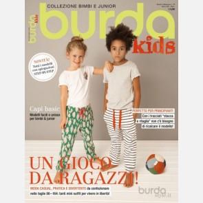 Burda Kids - Collezione bimbi e junior
