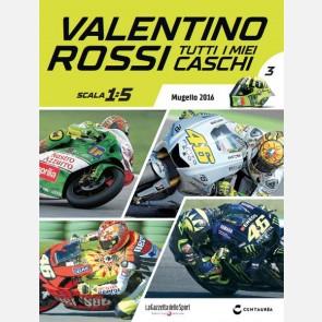 MotoGP Yamaha 2016 + Cofanetto Fascicoli n. 1