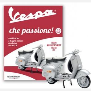 Vespa Messerschmitt 150GS