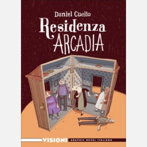 Daniel Cuello - Residenza arcadia