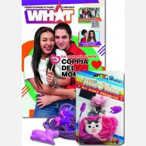 Magazine N. 1 + Kit proteggi cavo assortiti