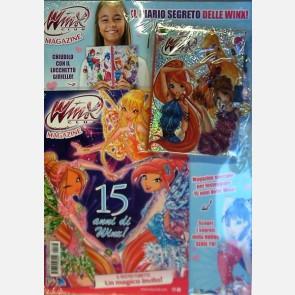 Winx Club N° 178 + Il diario segreto delle Winx