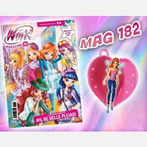 Winx Club N° 182 +  Bloom Magico Cuore