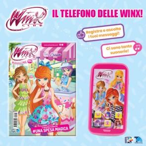 Winx Club N° 194 + Il Telefonino