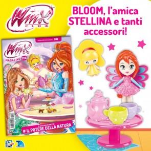 Winx Magazine N° 208 + Bloom, l'amica stellina e tanti acce...