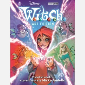 W.I.T.C.H. (Witch) Art Edition