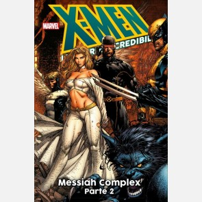 Messiah Complex parte 2