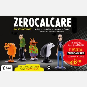 Zerocalcare 3D Collection