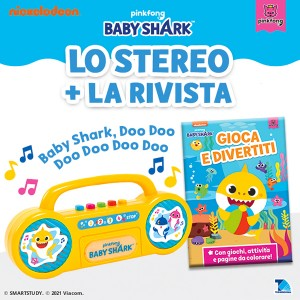 Baby Shark - Gioca e divertiti